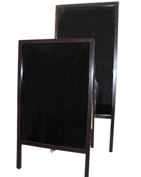 A型黒板(ボードマーカー用)